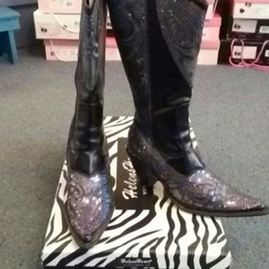 Bling cowgirl boots